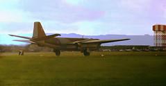 Record breaker (crusader752) Tags: raf royalairforce englishelectric bac britishaircraftcorporation canberra pr7 wj817 no13squadron rafgreenhamcommon iat internationalairtattoo jet aircraft bomber worldrecord