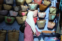 (claudiophoto) Tags: marocco morocco fes africa suk medina cittblue chefchaouen bags cittazzurra unescoheritage