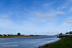 Along the water (simonevanbergen) Tags: 2016 kingslynn sea simonevanbergen svb uk unitedkingdom architecture city holiday house maritime norfolk stone stonework town water