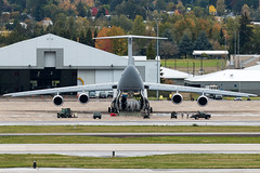 Reach 729 (sabian404) Tags: 870029 lockheed c5m super galaxy c5 usaf united states air force portland international airport pdx kpdx amc reach