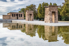 Debod temple (nunodanielcosta) Tags: debodtemple madrid egiptian egipcio espanha spain espana europa europe