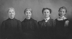 1902 or so - four generations