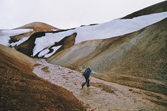 . (Careless Edition) Tags: photography film iceland nature laugavegur hike trek highland hochland island