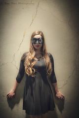 Black Mask (Keltron - Thanks for 8 Million Views!) Tags: select sarah sarahohlsson blackmask neworleans neworleansgirls beautifulgirl model hotgirl hotmodel blackdress frenchquarter louisiana mask mardigrasmask