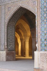 Archway I (8slowdowns) Tags: iran history shiraz iranian persian architecture arch archway mosaic tile