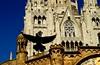 duch z Tibidabo // spirit of Tibidabo // espiritu de Tibidabo // esperit de Tibidabo (stempel*) Tags: barcelona katalonia catalona kataluna espana pentax k30 50mm tibidabo duch spirit gołąb holy pigeon dove black bird church