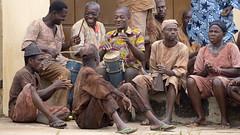 Adavu Hunter's Group from Kuma, Kloto (peace-on-earth.org) Tags: regionplateaux tgo togo geo:lat=694397667 geo:lon=117169167 geotagged nots ewe peaceonearthorg