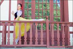 Blancanieves III (Tabar Neira) Tags: blancanieves snowwhite ballet ballerina dancer cuentossobrepuntas cuentos arabesque tabare vala