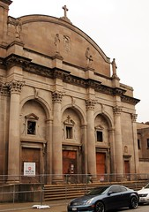 Shrine of Christ the King Sovereign Priest (Brule Laker) Tags: chicago illinois churches woodlawn fires ohc2016 caf catholic chicagoarchitecturefoundation