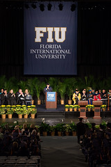 419B7551 (fiu) Tags: college century us graduation bank arena medicine commencement herbert wertheim inaugural 2013