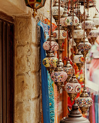 Arabic Lanterns (Charn High ISO Low IQ) Tags: dubai market traditional uae culture arabic lantern oldsouk canon6d gimejun0313