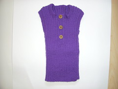 Undertrje/vest i 100% merino uld (Knitting/strik) Tags: strik