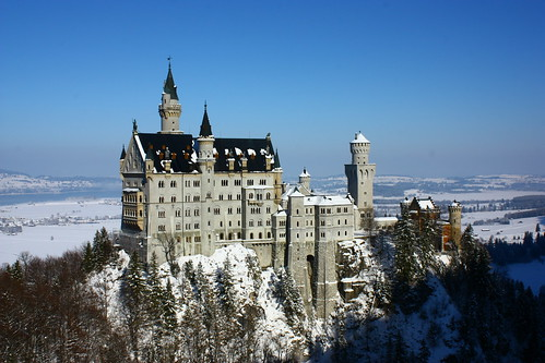 Castelo Neuschwanstain - Fussen - Aleman by Cesar e Camilla, on Flickr