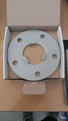 RUF 7mm wheel spacer (kfanciu) Tags: wheel porsche lip ruf spacer 996 7mm 996tt flickrandroidapp:filter=none