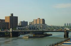 Harlem River, New York City, 5-15-2013 (kovno) Tags: newyorkcity bridge newyork bronx harlem manhatten