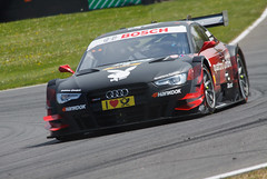 DTM Audi Sports Team Rosberg Playboy Audi RS5 DTM (Edoardo Mortara) (GazHPhotography.co.uk) Tags: playboy audi dtm motorracing motorsport brandshatch touringcars audisport teamrosberg edoardomortara