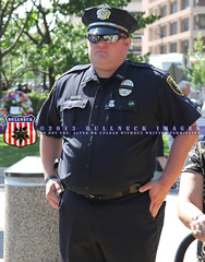NPW PUT '13 -- 155 (Bullneck) Tags: washingtondc spring uniform cops police toughguy americana heroes macho nationalpoliceweek biglug bullgoons federalcity policeunitytour clevelandclinicpolice