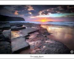 Turrimetta Beach (John_Armytage) Tags: seascape clouds sunrise australia nsw canon5d narrabeen northernbeaches turrimetta leefilters turrimettabeach canon2470lf28usm johnarmytage wwwjohnarmytagephotographycom