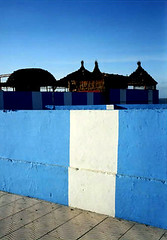 Tanger - 09 (bernardtribondeau) Tags: architecture bars beaches marocco tangier