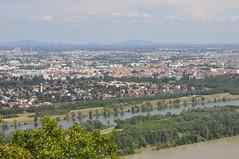 sDSC_0085 (L.Karnas) Tags: wien vienna wiede    viena vienne sommer summer 2016 leopoldsberg aussichtspunkt nasenweg panorama