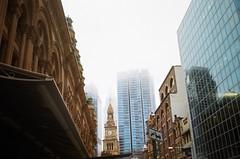 QVB Fog (timothybrennan) Tags: canonprima5 film 35mm 35mmfilm fujisuperia800 sydney qvb queenvictoriabuilding fog