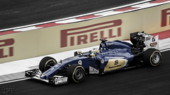 speeeeed (keriarpi) Tags: formula 1 formula1 hungaroring speed car sauber racing marcus ericsson