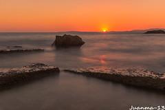 Maioris (jmrobles_13) Tags: mallorca mar maioris sol playa puestadesol palma paisaje sunset atardecer largaexposicion