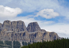 Castle Mountain 2 (foxtail_1) Tags: castlemountain banffnationalpark banff