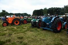 DSC_3169 (2) (Kopie) (azu250) Tags: ravels belgie weelde 3e oldtimerbeurs car truck tractor classic lanz bulldog pampa