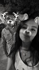 Snapchat-2970600649626350297 (MLizethreyes) Tags: friends snapchat bestdude bf lad tgif noir night nightout