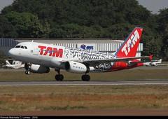 331 (romulolemes) Tags: aviao aviation aircraft avio airport aviaocomercial aeroin aeroportosantagenoveva aeroportodegoinia spotting spotter sbgo goinia gynspotterday janelainfraero infraero
