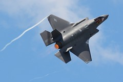 USAF Lockheed F-35 (nick123n) Tags: fighter jet plane aircraft aviation f35 gyy airport ramp