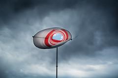 Windzard sock (senseessence) Tags: windsock clouds sky aerograd kolomna russia nikon lightroom