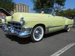 1949 Cadillac Series 62 Convertible (splattergraphics) Tags: 1949 cadillac series62 convertible carshow fairfaxlabordaycarshow fairfaxva