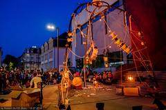 Escher Street Festival (Robert GLOD (Bob)) Tags: luxembourg streetart night