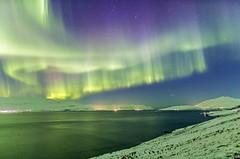 Akureyri aurora (Alex Tudorica) Tags: iceland aurora northern lights plasma space sun akureyri night scape astro astronomy astrophotography fjord sea north volcanic island ocean atlantic port landscape borealis canon samyang flickrtravelaward autofocus