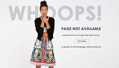 Error 404 - ajio.com Reliance Retail Ltd. (Anoop Negi) Tags: ajio ajiocom reliance india 404 error code http anoop negi photo shoot fashion lifestyle photography ezee123