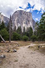 Yosemite Valley (tvrdypavel) Tags: landscape beautyinnature california californiansierranevada cloud colorimage elcapitan forest glacierpoint granite green halfdome jeffreypinetree mariposacounty mercedriver mountain mountainrange nationalpark nature outdoors yosemitevalley unitedstates us
