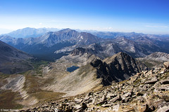 Mount Harvard Summit (isaac.borrego) Tags: uploadedviaflickrqcom mountains alpine peaks mountharvard fourteeners sawatchrange collegiatepeaks rockymountains colorado canonrebelt4i