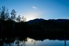 7Maime Pond (anglo10) Tags:   japan   field   mountain  sunset