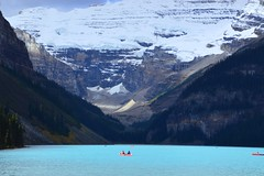 61. Still - 116 Pictures in 2016 (Krasivaya Liza) Tags: 61116 61 still lake lakelouise alberta canada 116picturesin2016 116 116pictures the116 nikon photo challenge 2016 ayearinphotos