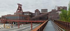 Zeche Zollverein 6 (juergen_gryska) Tags: zeche zollverein architektur essen industriedenkmal panorama landschaft