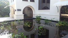 Oyster Box Hotel (Rckr88) Tags: oyster box hotel oysterboxhotel hotels resort resorts spa durban umhlanga kwazulunatal southafrica south africa water pond greenery green travel reflection reflections