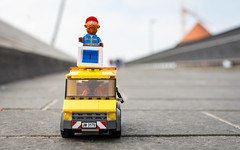 Road work (Reiterlied) Tags: 18 35mm ackbar admiral d5200 dslr germany hamburg lego legography lens minifig minifigure nikon photography prime reiterlied sipgoeshamburg2016 starwars stuckinplastic toy yoda