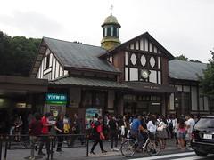 Harajuku station (nakashi) Tags: japan harajuku tokyo shibuya