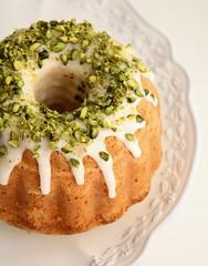 Lemon cake with pistachios (Sima Fomina) Tags: cake lemon pistachio
