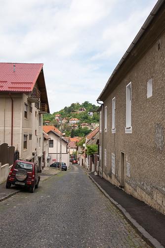 Side street. Brasov ©  Andrey