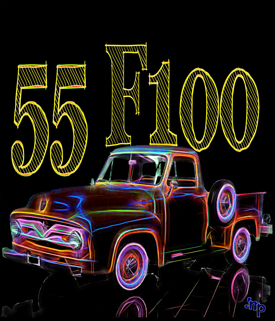 The Worlds Most Recently Posted Photos Of F150 And Photoshop 1955 Ford F100 History Mike Pesseackey Uaguy1 Tags Trucks 1955fordf150