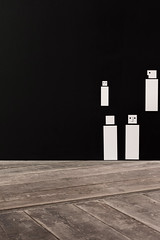 Hello friends ! ! ! (riccardopavan) Tags: black white inside wall people iconographic