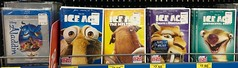 Aladdin Blu-ray/DVD and Ice Age 4 DVDs (KassidyLinette) Tags: iceage aladdin